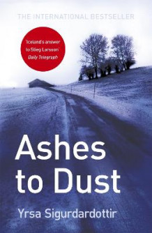 Ashes to Dust av Yrsa Sigurdardottir (Heftet)