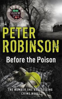 Before the poison av Peter Robinson (Heftet)