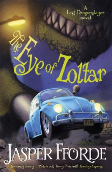 The Eye of Zoltar av Jasper Fforde (Heftet)