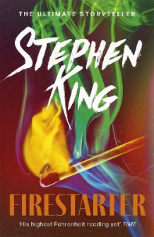 Firestarter av Stephen King (Heftet)