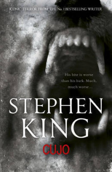 Cujo av Stephen King (Heftet)