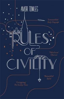 Rules of civility av Amor Towles (Heftet)