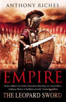 The Leopard Sword: Empire IV av Anthony Riches (Innbundet)