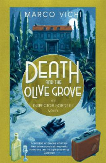 Death and the Olive Grove av Marco Vichi (Heftet)