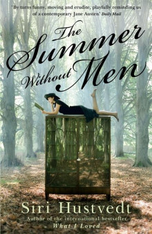 The summer without men av Siri Hustvedt (Heftet)