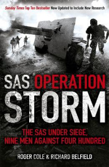 SAS Operation Storm av Roger Cole og Richard Belfield (Heftet)