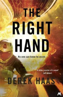 The Right Hand av Derek Haas (Heftet)