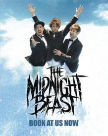 Book at Us Now av The Midnight Beast (Innbundet)