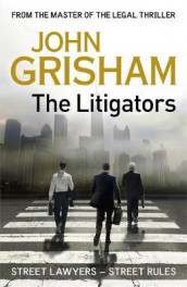 The litigators av John Grisham (Innbundet)