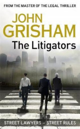 Omslag - The litigators