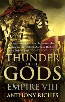 Thunder of the Gods av Anthony Riches (Innbundet)