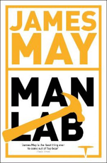 James May's Man Lab av James May (Heftet)