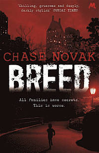 Breed av Chase Novak (Heftet)