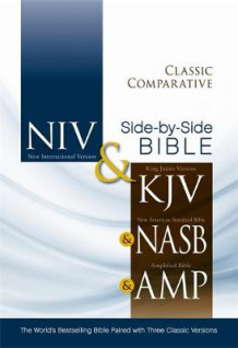 Classic Comparative Side-by-Side Bible av New International Version (Innbundet)
