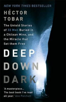 Deep Down Dark: The Untold Stories of 33 Men Buried in a Chilean Mine, and the Miracle That Set Them Free av Hector Tobar (Heftet)