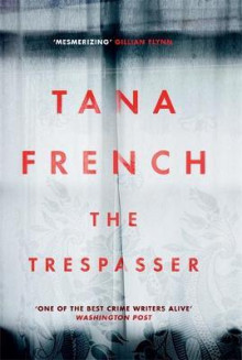 The trespasser av Tana French (Heftet)