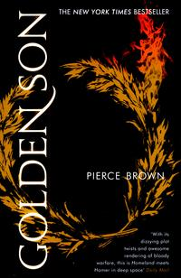 Golden son av Pierce Brown (Heftet)