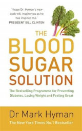 Omslag - The Blood Sugar Solution
