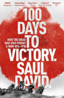 100 Days to Victory: How the Great War Was Fought and Won 1914-1918 av Saul David (Heftet)