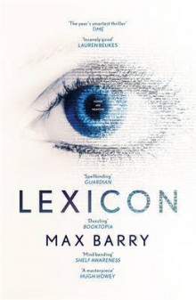 Lexicon av Max Barry (Heftet)