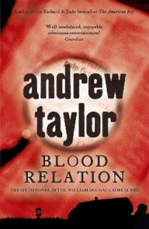 Blood Relation av Andrew Taylor (Heftet)