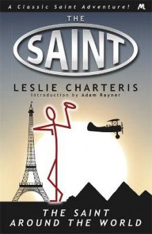 The Saint around the World av Leslie Charteris (Heftet)