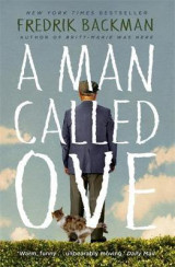 Omslag - A man called Ove