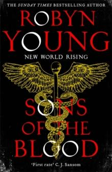 Sons of the blood av Robyn Young (Heftet)