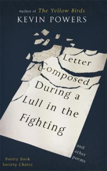 Letter Composed During a Lull in the Fighting av Kevin Powers (Innbundet)