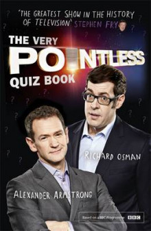 The Very Pointless Quiz Book av Alexander Armstrong og Richard Osman (Innbundet)