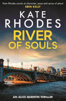 River of Souls av Kate Rhodes (Heftet)