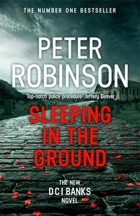 Sleeping in the ground av Peter Robinson (Heftet)