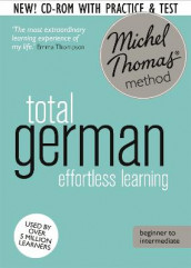 Total German Course: Learn German with the Michel Thomas Method) av Michel Thomas (Lydbok-CD)