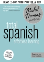 Total Spanish Course: Learn Spanish with the Michel Thomas Method av Michel Thomas (Lydbok-CD)