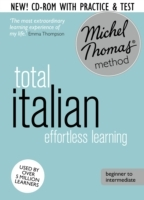 Omslag - Total Italian Foundation Course: Learn Italian with the Michel Thomas Method
