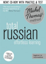 Omslag - Total Russian Foundation Course: Learn Russian with the Michel Thomas Method