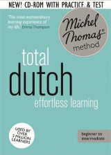 Omslag - Total Dutch Foundation Course: Learn Dutch with the Michel Thomas Method
