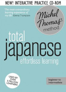 Total Japanese Foundation Course: Learn Japanese with the Michel Thomas Method av Helen Gilhooly og Niamh Kelly (Lydbok-CD)