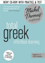 Omslag - Total Greek Foundation Course: Learn Greek with the Michel Thomas Method