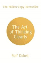 Omslag - The art of thinking clearly