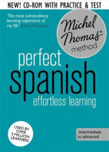 Omslag - Perfect Spanish Intermediate Course: Learn Spanish with the Michel Thomas Method