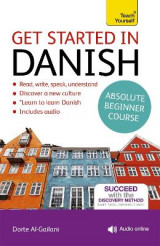 Omslag - Get Started in Danish Absolute Beginner Course