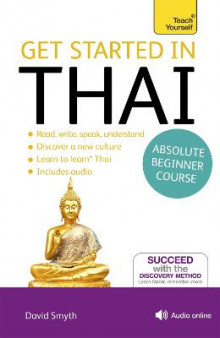 Get Started in Thai Absolute Beginner Course av David Smyth (Blandet mediaprodukt)
