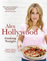 Omslag - Alex Hollywood: Cooking Tonight