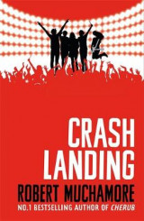 Omslag - Rock War: Crash Landing