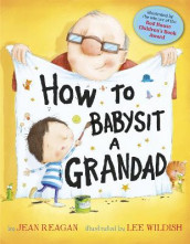 How to Babysit a Grandad av Jean Reagan (Heftet)