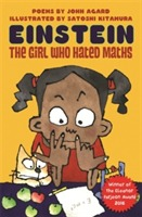 Einstein, The Girl Who Hated Maths av John Agard (Heftet)