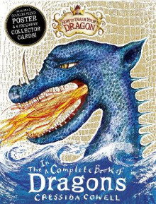 Incomplete Book of Dragons av Cressida Cowell (Heftet)