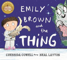 Emily Brown and the Thing av Cressida Cowell (Heftet)