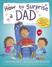 How to Surprise a Dad av Jean Reagan (Innbundet)